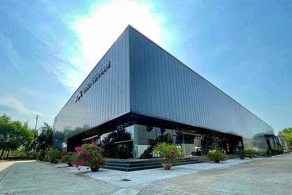 豊桑産業ベトナム工場