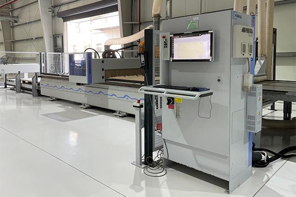 Nesting CNC Machining Center